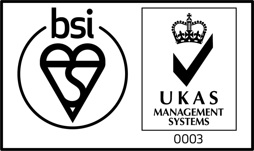 BSI UKAS Management Systems 003